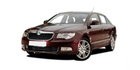 Škoda Superb 2.0 TDI A/C