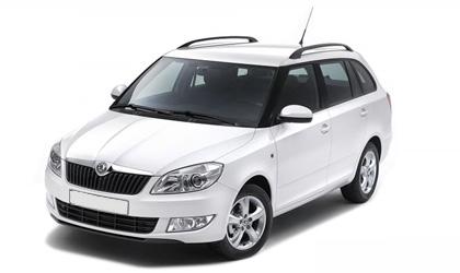 Škoda Fabia Combi A/C
