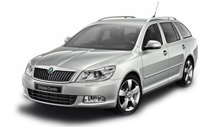 Škoda Octavia Combi TDI A/C